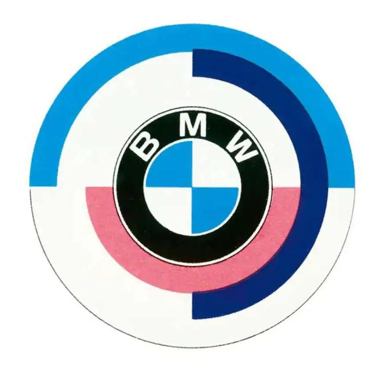 © BMW GROUP ARCHIV BMW M Logo Motorsport (1973)