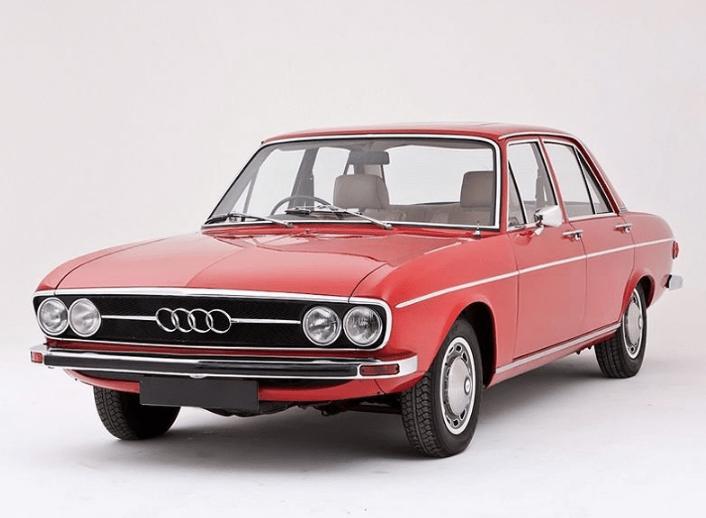 Audi 100 и 200 С1 1968 - 1976