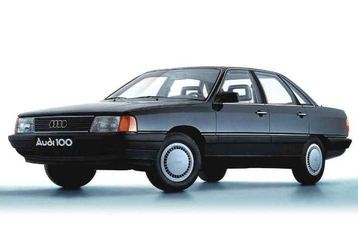 Audi 100 и 200 С3 1982 - 1991