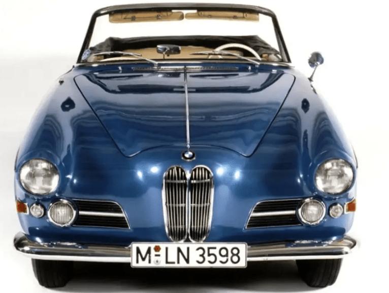 BMW 503 (1956)