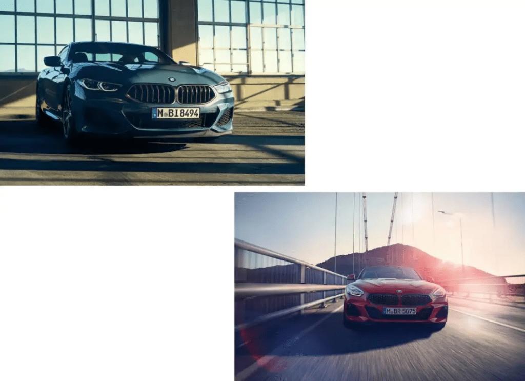 BMW 8 Series, BMW Z4 (2018)