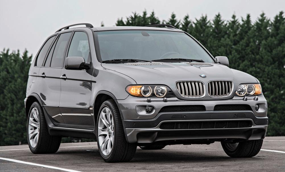 BMW X5 (E53) 5 dv. SUV 2003 - 2007