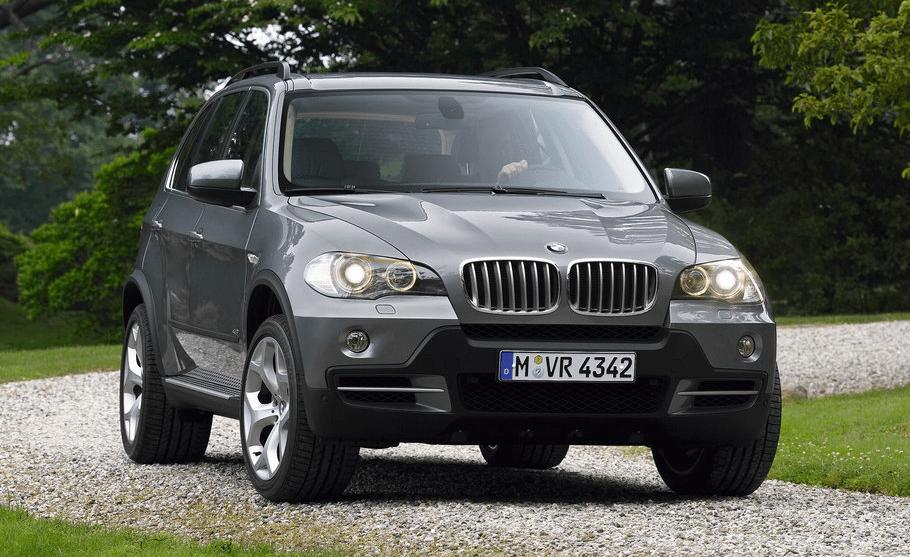 BMW X5 (E70) 5 door SUV 2007 - 2010