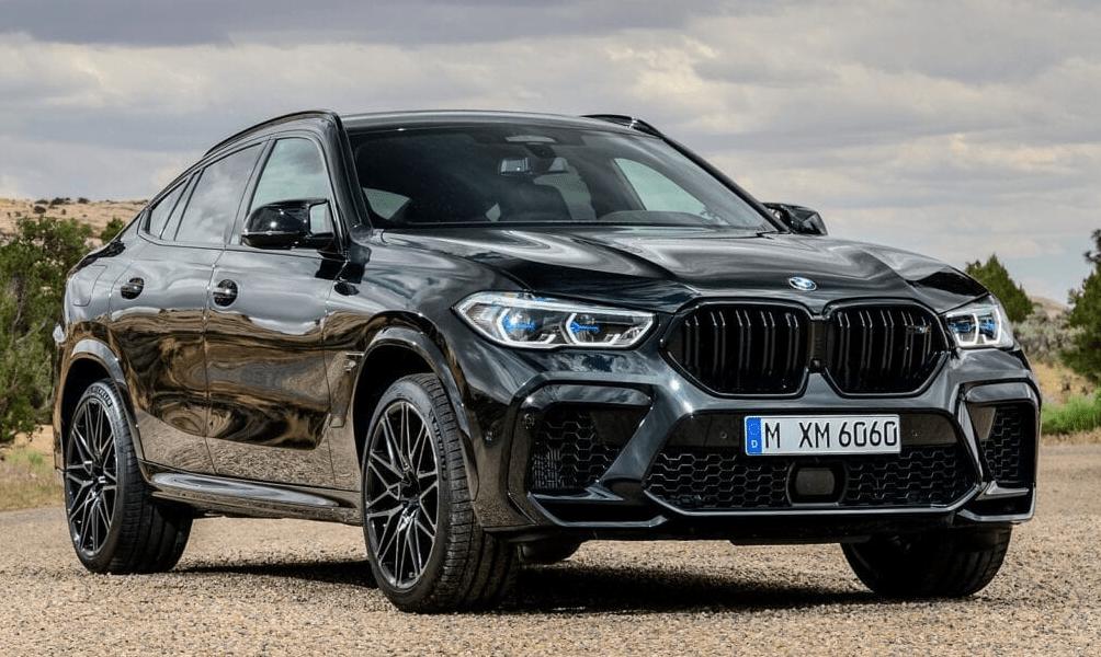 BMW X6 2019 G06