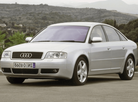 Audi A6 C5 Restyled 2001 - 2004