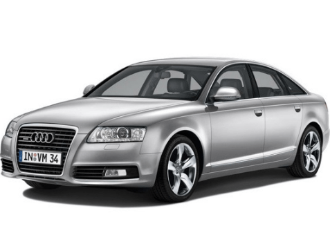 Audi A6 C6 Restyled 2008 - 2011