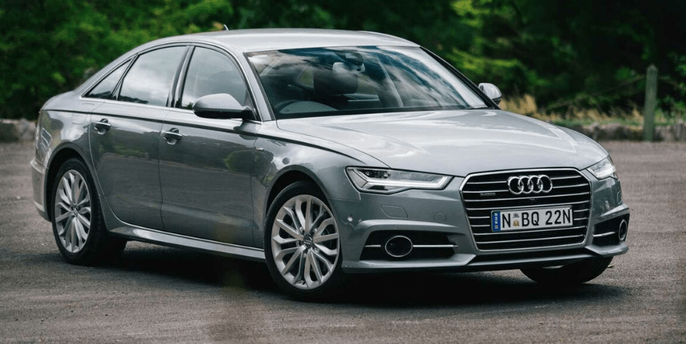 Audi A6 (C7) 2010 - 2014