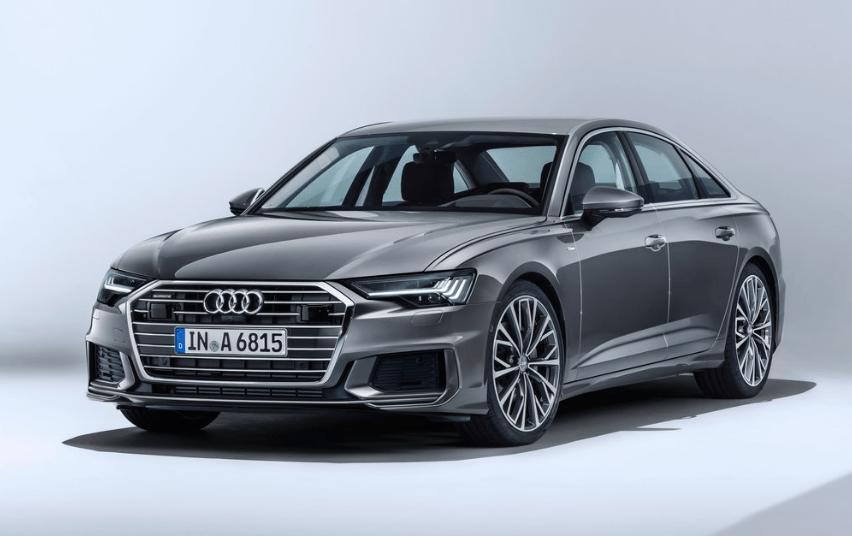 Audi A6 (C8) 2018 - ...