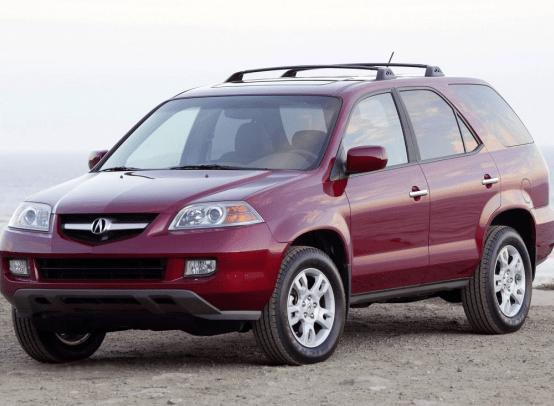 Acura MDX (YD1) 2001–2006