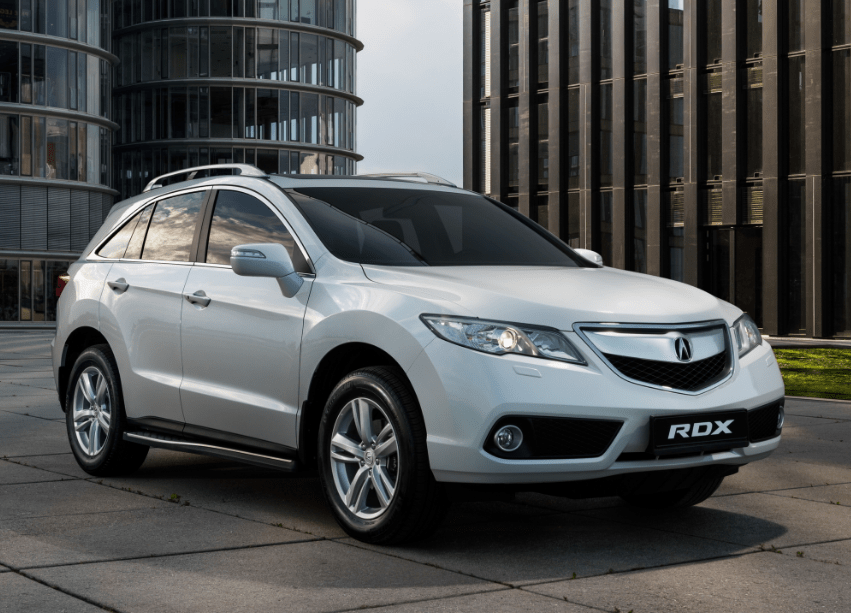 Acura RDX (TB3/4)