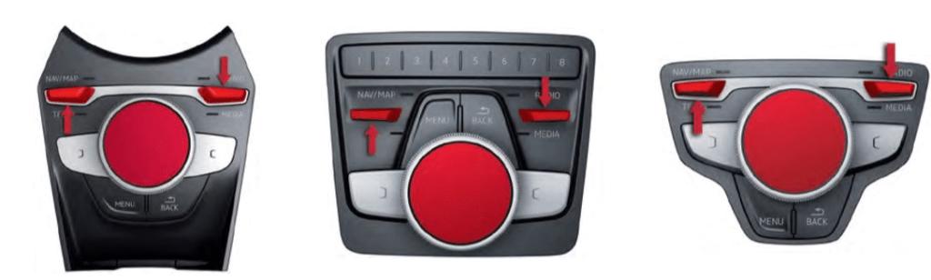 audi a3 engineering menu key combination
