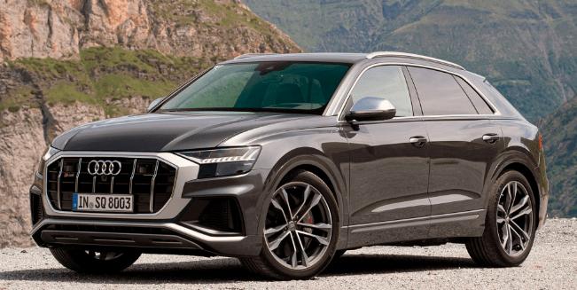 Audi SQ 8 2021