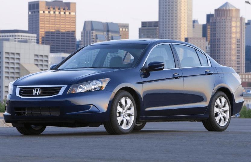 Honda Accord (CP)